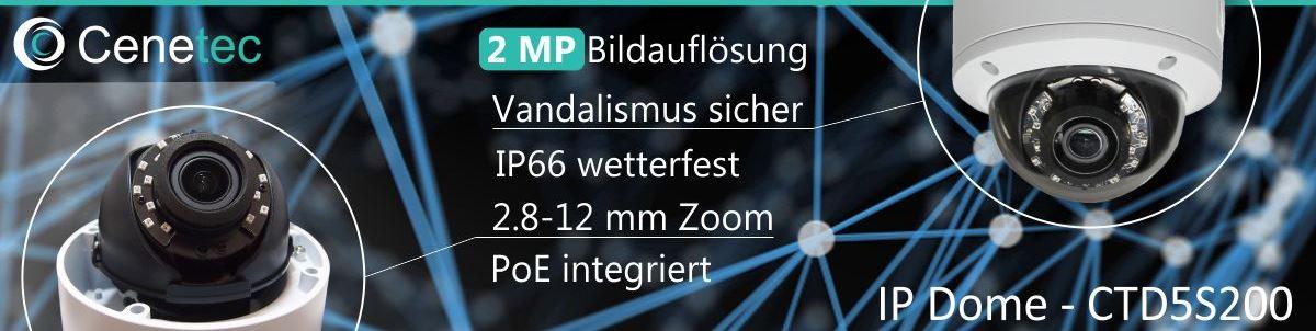 IP Kamera CTD5S200